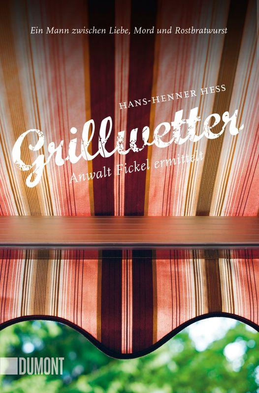 Buchcover – Grillwetter