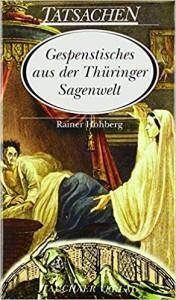 Buchcover - Gespenstisches aus der Thüringer Sagenwelt