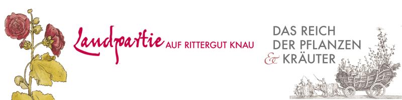 Landpartie auf Rittergut Knau (2014)